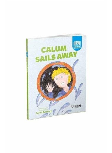 Red House Redhouse Reading Set 6 The Calum Sails Away Beyaz